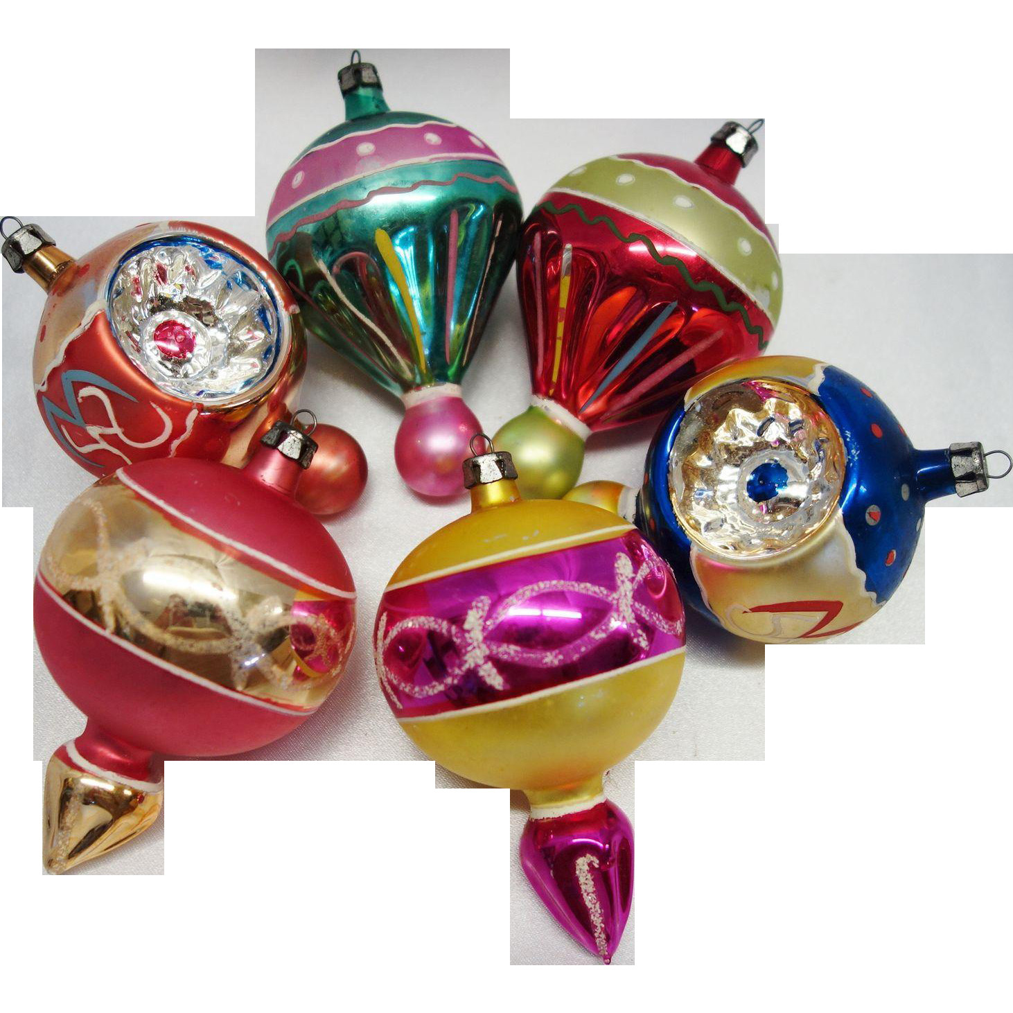 Lovely 6 Fancy Poland Finial Blown Glass Christmas Fancy Christmas ornaments Of Gorgeous 49 Ideas Fancy Christmas ornaments