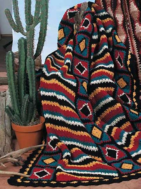 Lovely 76 Best Crochet Native American Images On Pinterest Navajo Crochet Pattern Of Perfect 48 Pics Navajo Crochet Pattern