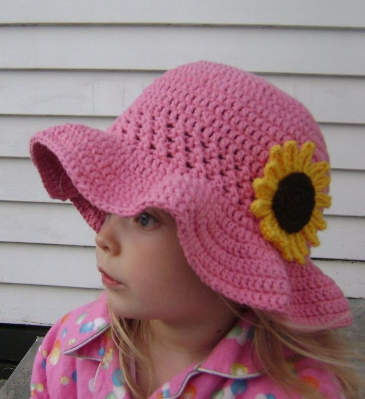 8 Inspiring Crochet Sun Hat Designs Free Patterns and