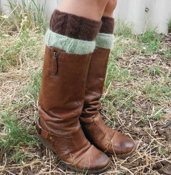 Lovely 8 Quick & Free Knitted Boot Cuffs Free Boot Cuff Patterns Of Top 49 Pictures Free Boot Cuff Patterns