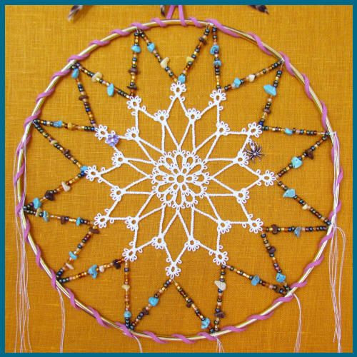 Lovely 82 Best Images About Crochet Dreamcatcher On Pinterest Free Dream Catcher Patterns Of Incredible 40 Ideas Free Dream Catcher Patterns
