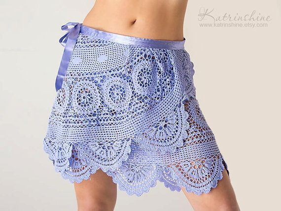 90 best images about ♡ Crochet Skirts ♡ on Pinterest