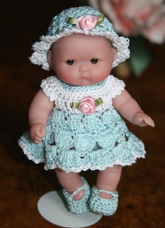 Lovely 98 Best Images About Crochet Doll Clothes Berenguer On Crochet Baby Doll Of Wonderful 48 Photos Crochet Baby Doll