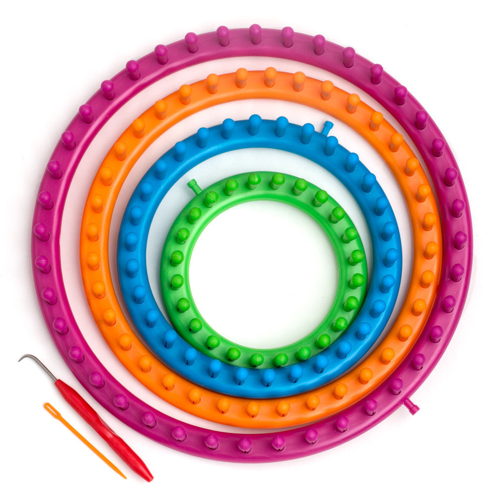Lovely A Guide to Loom Knitting Circle Loom Knitting Of Superb 50 Images Circle Loom Knitting