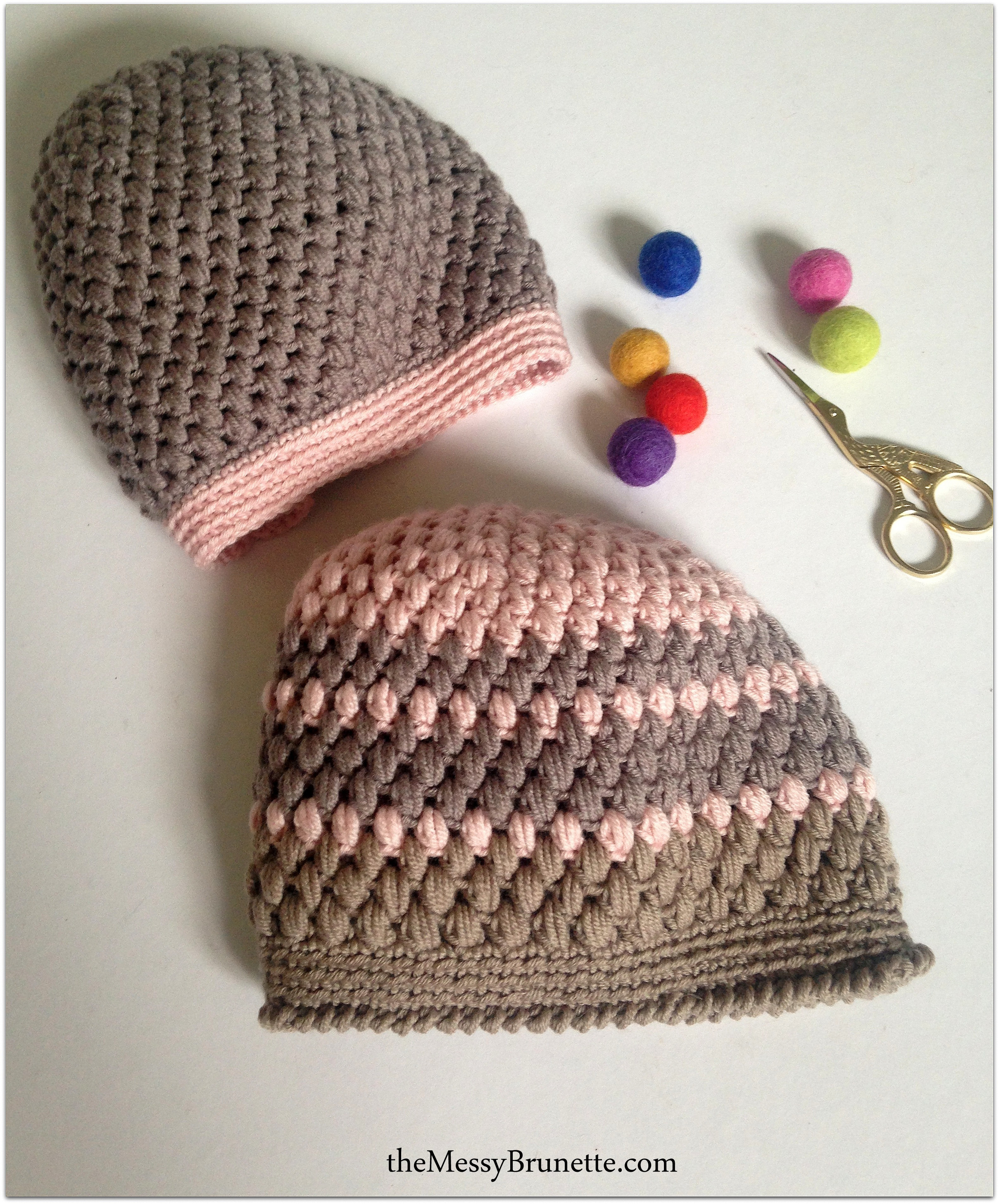 Lovely A New Start A New Hat … Free Pattern – the Messy Brunette Stitch Beanie Of Awesome 40 Images Stitch Beanie