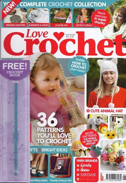 Lovely Advent Calendar Day Nine Planetpenny Love Crochet Magazine Of Wonderful 48 Pictures Love Crochet Magazine