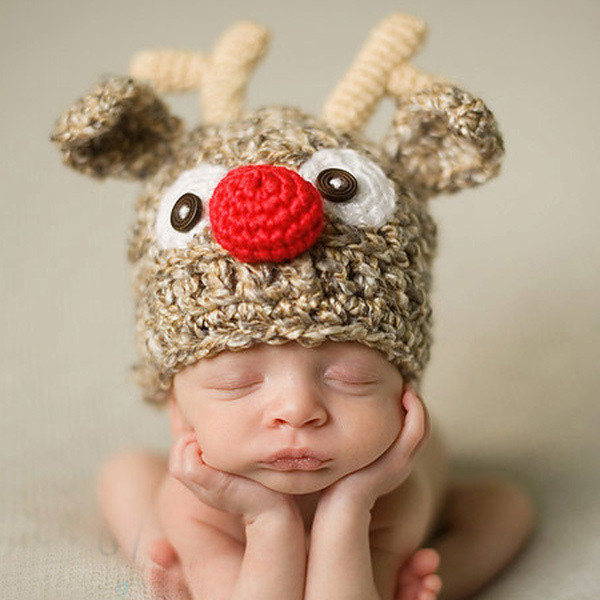 Lovely Aliexpress Buy Newborn Photography Props Cute Baby Animal Hats Of Attractive 49 Images Baby Animal Hats