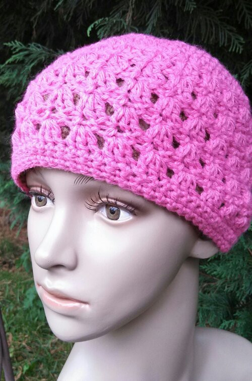 Lovely Amazing Grace Hat Free Pattern Crochet Chemo Hats Of Adorable 42 Images Crochet Chemo Hats