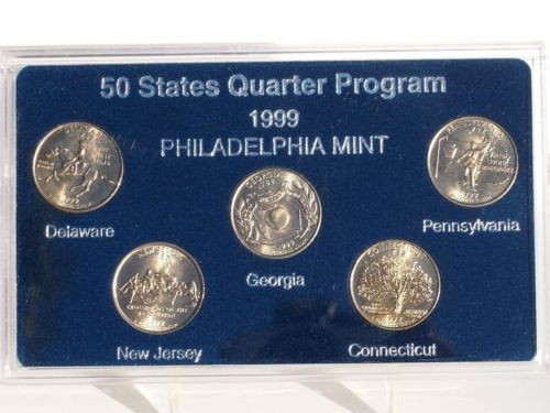 Lovely America the Beautiful Memorative Quarter Color Folder State Quarter Set Value Of Unique 5 Coins 50 State Quarters Proof Set Us Mint 2000 State Quarter Set Value