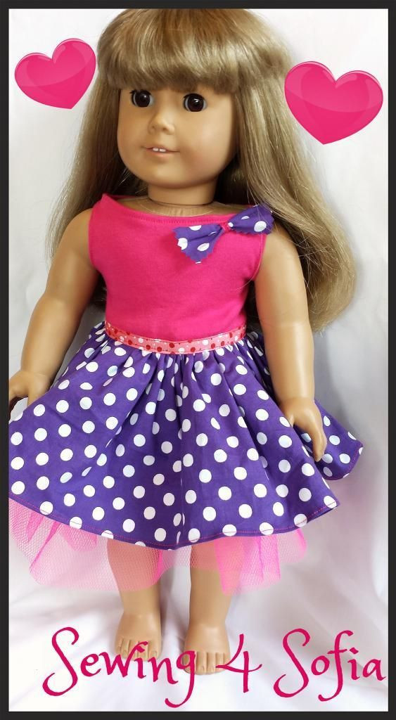 American Girl Doll Dress Patterns Free WoodWorking