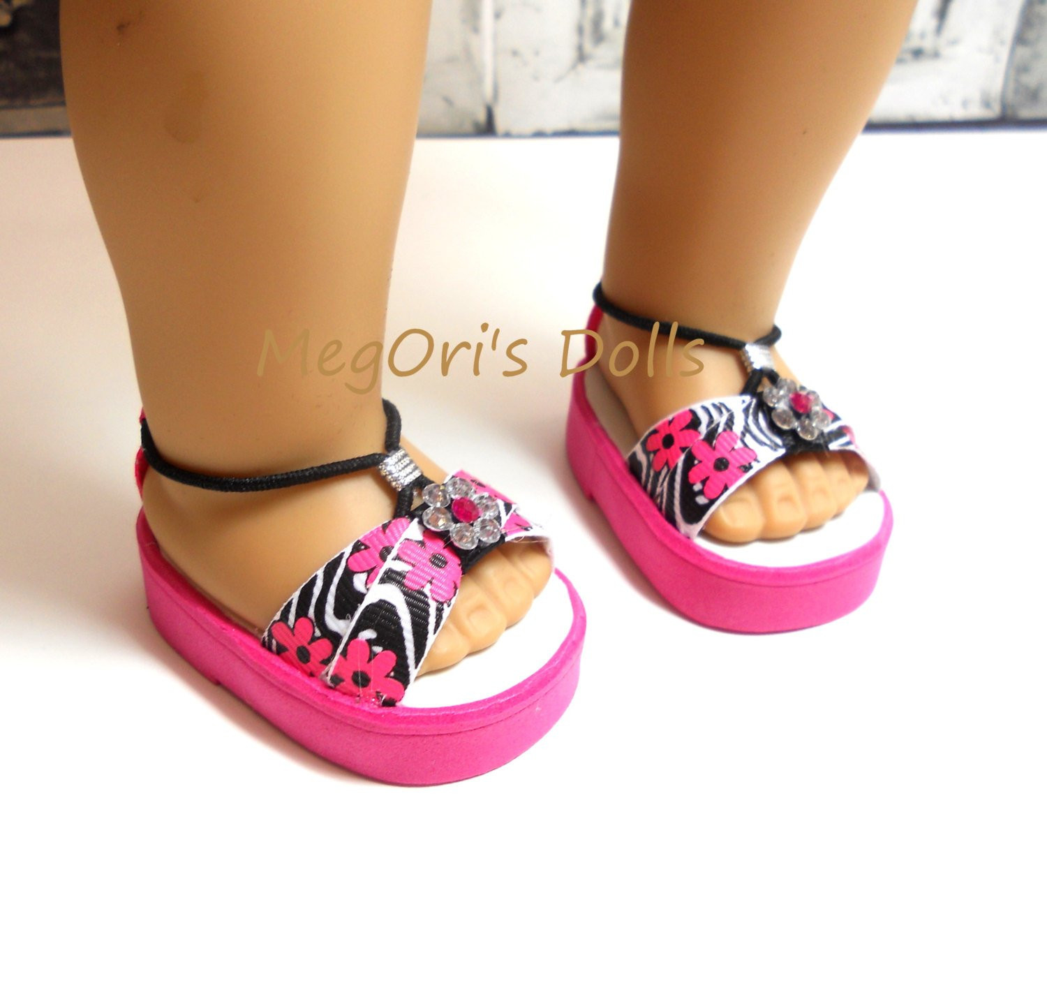 Lovely American Girl Doll Shoes Sandals Fuchsia Deep Pink by Ag Doll Shoes Of Superb 49 Photos Ag Doll Shoes