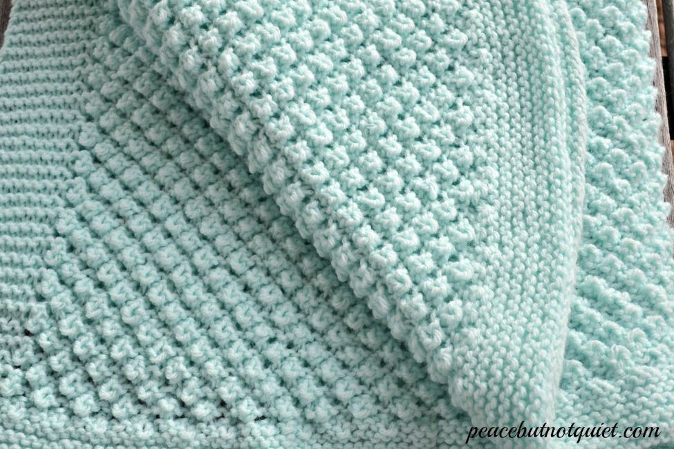 Lovely An Adorable Popcorn Baby Blanket Pattern Free Knitting Pattern for Baby Blanket Beginners Of Luxury 43 Photos Free Knitting Pattern for Baby Blanket Beginners