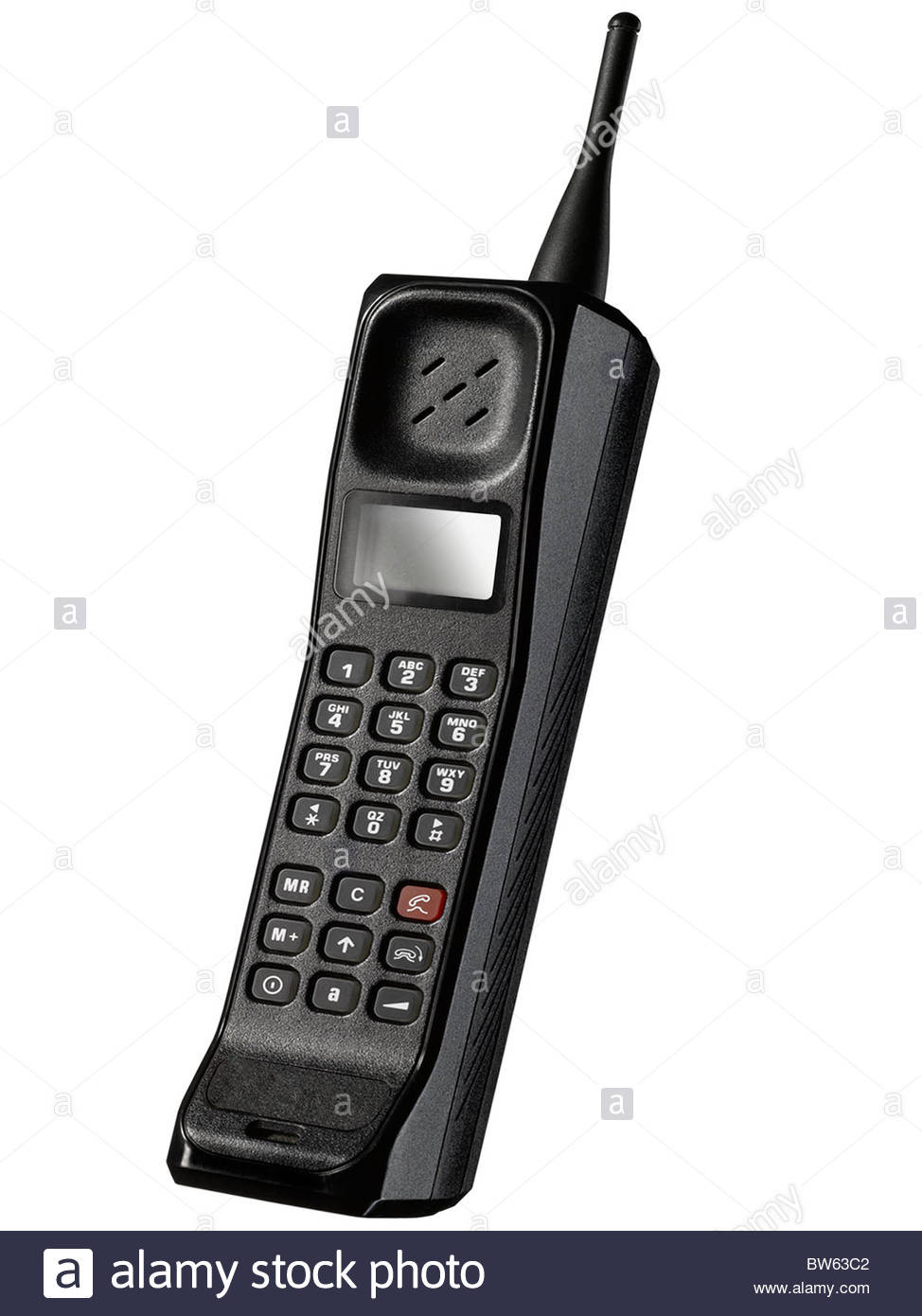 Lovely An Old Fashioned Mobile Phone Stock Alamy Old Time Phone Of Great 44 Models Old Time Phone