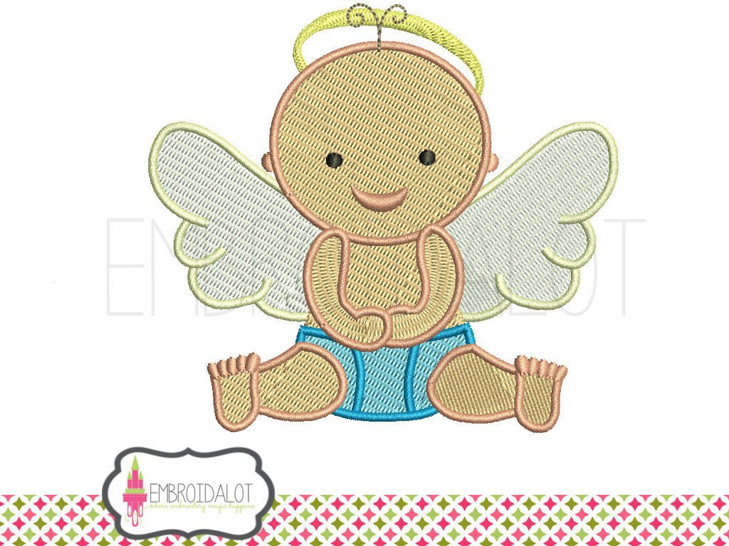 Lovely Angel Baby Machine Embroidery Design Cute Baby Embroidery Baby Embroidery Of Gorgeous 42 Ideas Baby Embroidery
