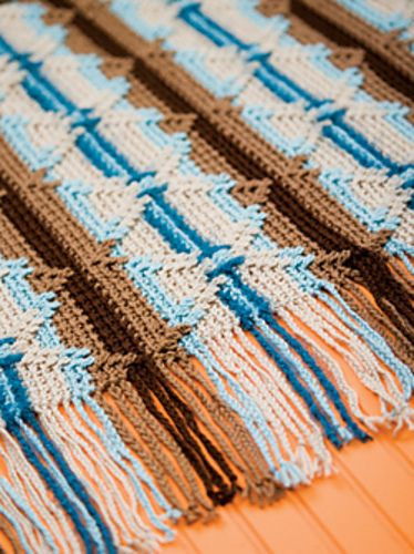 Lovely Another Variation Of the Navajo Indian Afghan Navajo Crochet Pattern Of Perfect 48 Pics Navajo Crochet Pattern