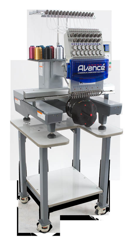 Avance 1501C Embroidery Machines for Sale 6 Available