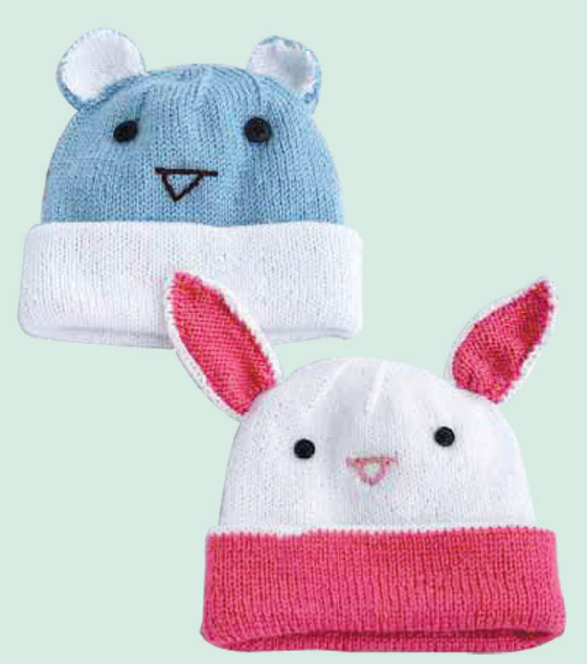 Lovely Baby Bunny and Bear Hats Joann Baby Bunny Hat Of Brilliant 47 Pictures Baby Bunny Hat