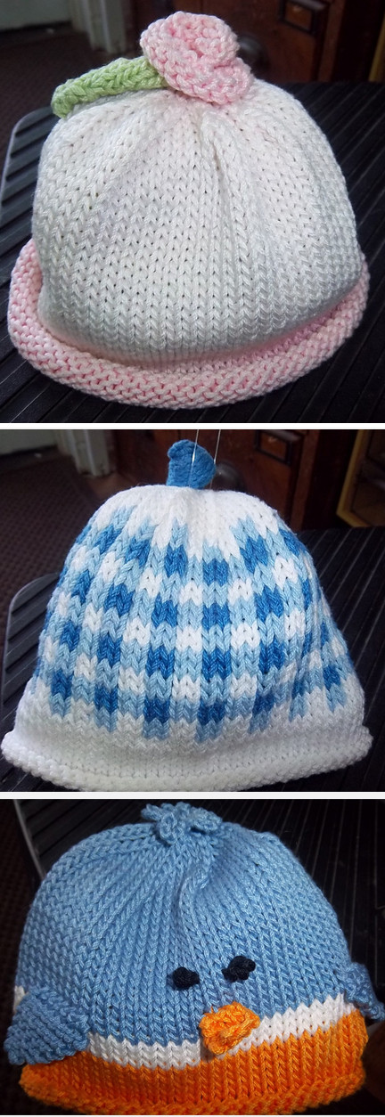 Lovely Baby Hat Knitting Patterns Newborn Knit Hat Of Perfect 50 Images Newborn Knit Hat