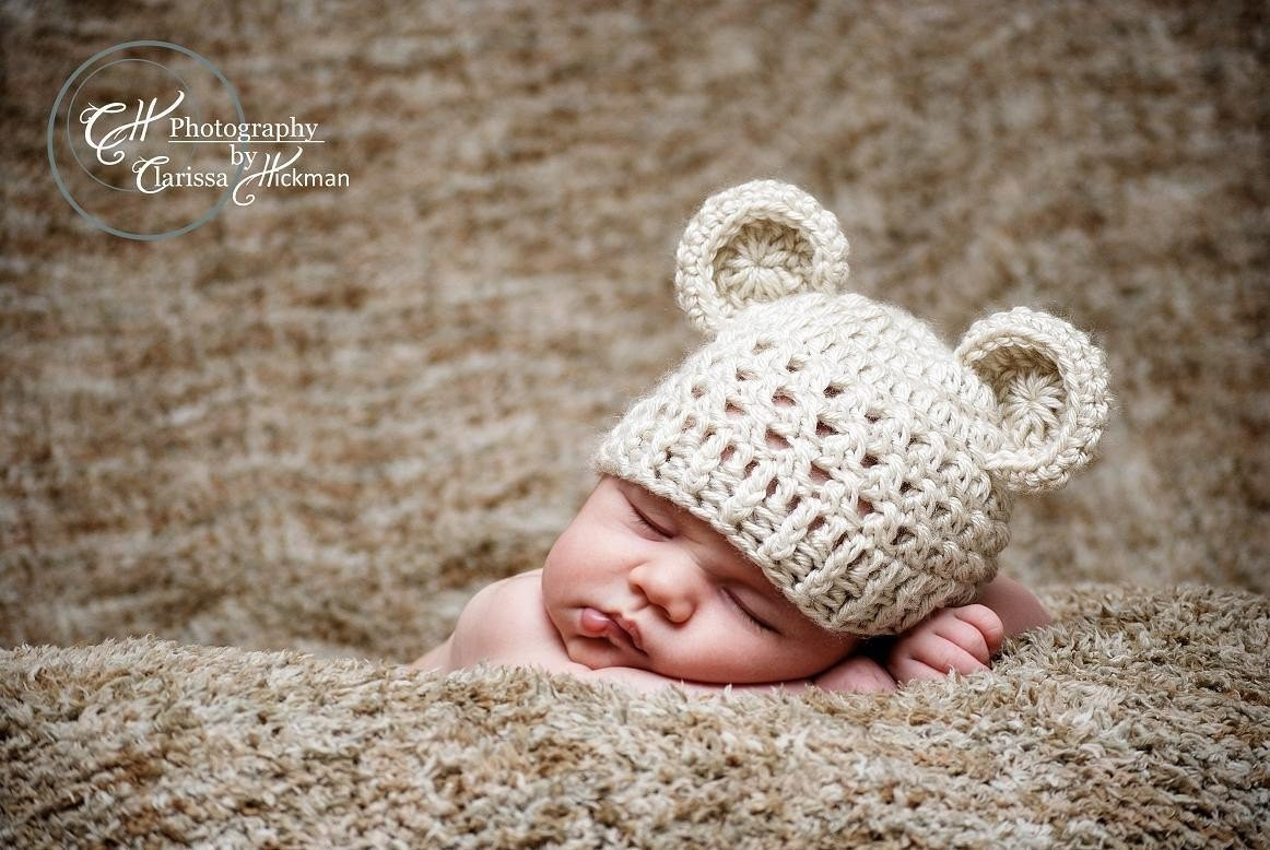 Lovely Baby Hat with Ears Crochet Beanie Hat with Ears Crochet Crochet Baby Hat with Ears Of Lovely 43 Pics Crochet Baby Hat with Ears