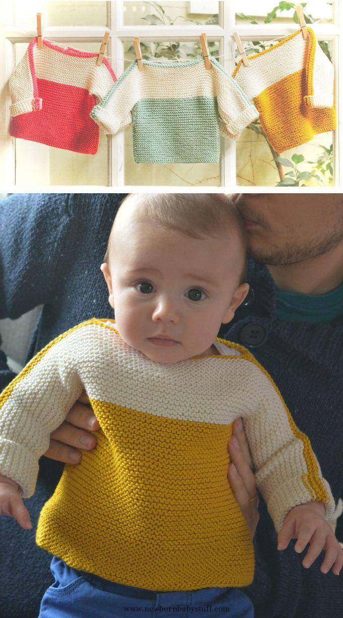 Baby Knitting Patterns Free Knitting Pattern for Easy