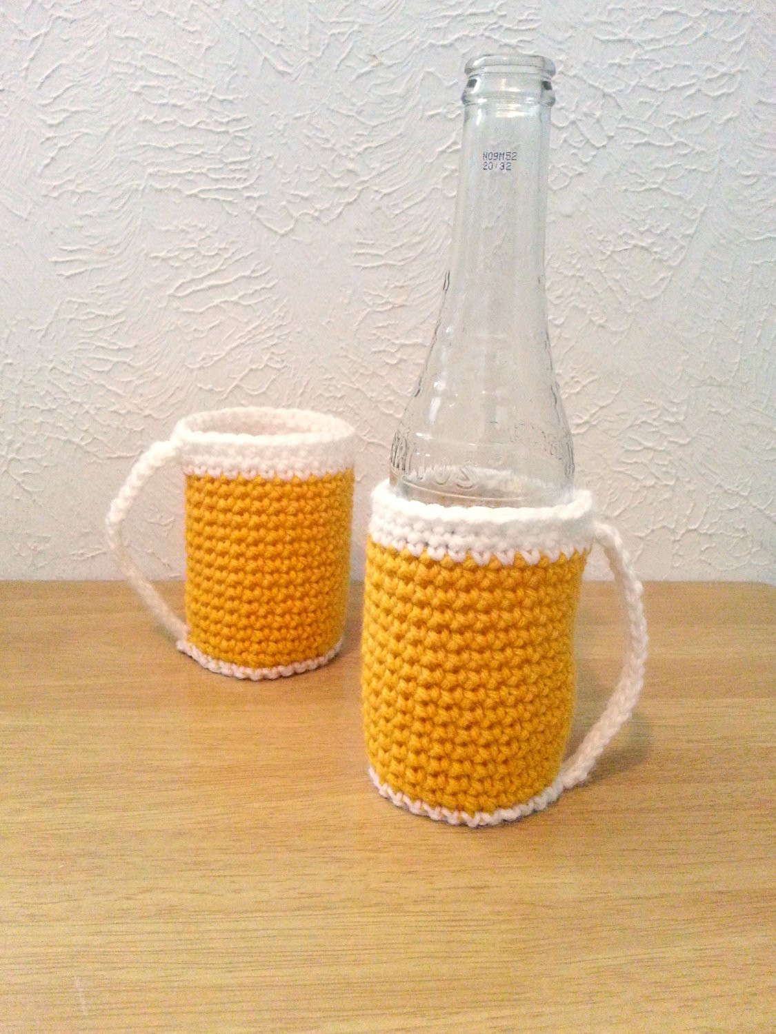 Lovely Beer Glass Cozy Crochet Can Cozy Party Accessory Crochet Can Cozy Of Wonderful 48 Pictures Can Cozy