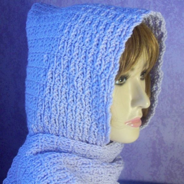 Lovely Beginner Chain Stitch Hooded Scarf Free Crochet Pattern Free Crochet Scarf Patterns for Beginners Of Gorgeous 46 Pictures Free Crochet Scarf Patterns for Beginners