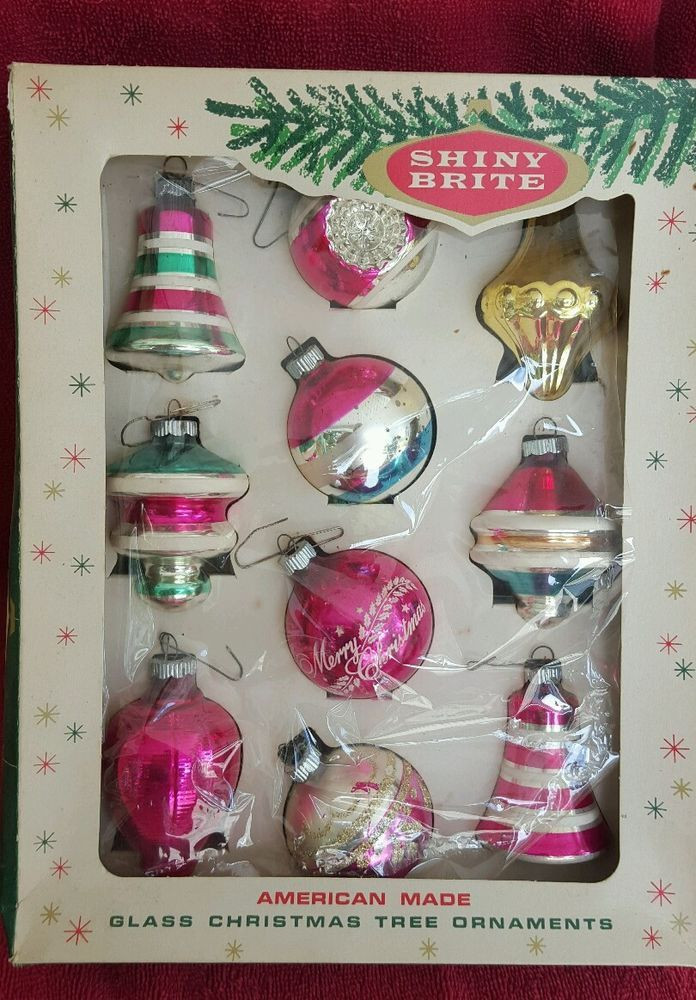 Lovely Best 25 Shiny Brite ornaments Ideas On Pinterest Shiny Brite ornaments Vintage Of Marvelous 46 Models Shiny Brite ornaments Vintage