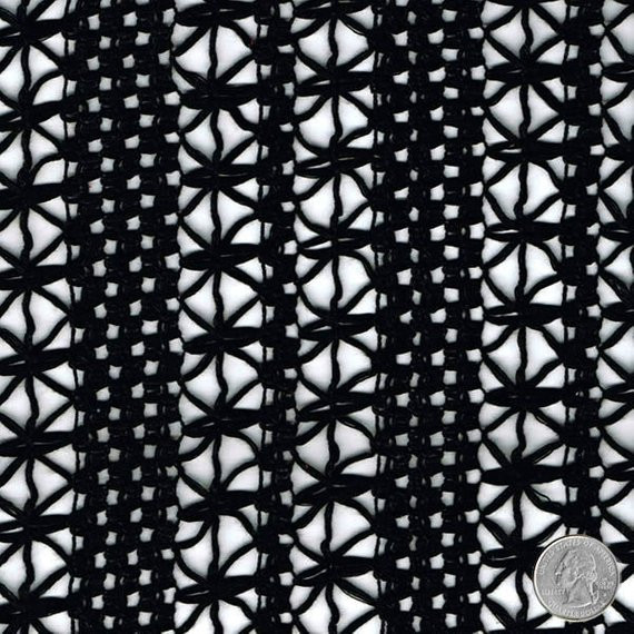 Lovely Black Crochet Lace Fabric Knit Embroidery organic Woven soft Crochet Lace Fabric Of Attractive 45 Images Crochet Lace Fabric