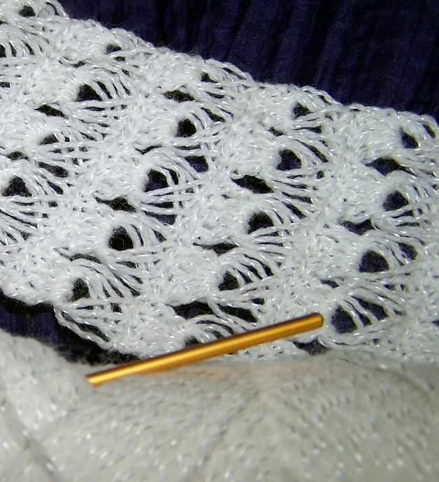 Lovely Broomstick Lace Crochet Pattern – Crochet Patterns Broomstick Lace Crochet Of Wonderful 49 Ideas Broomstick Lace Crochet