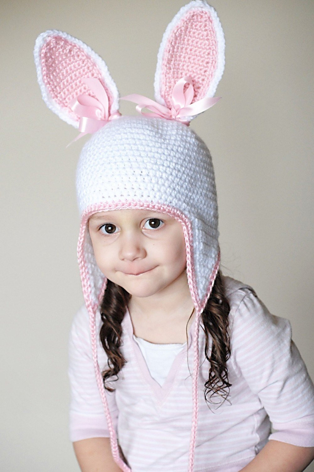 Lovely Bunny Earflap Hat Crochet Pattern Instant Download Crochet Bunny Hat Of Gorgeous 50 Photos Crochet Bunny Hat
