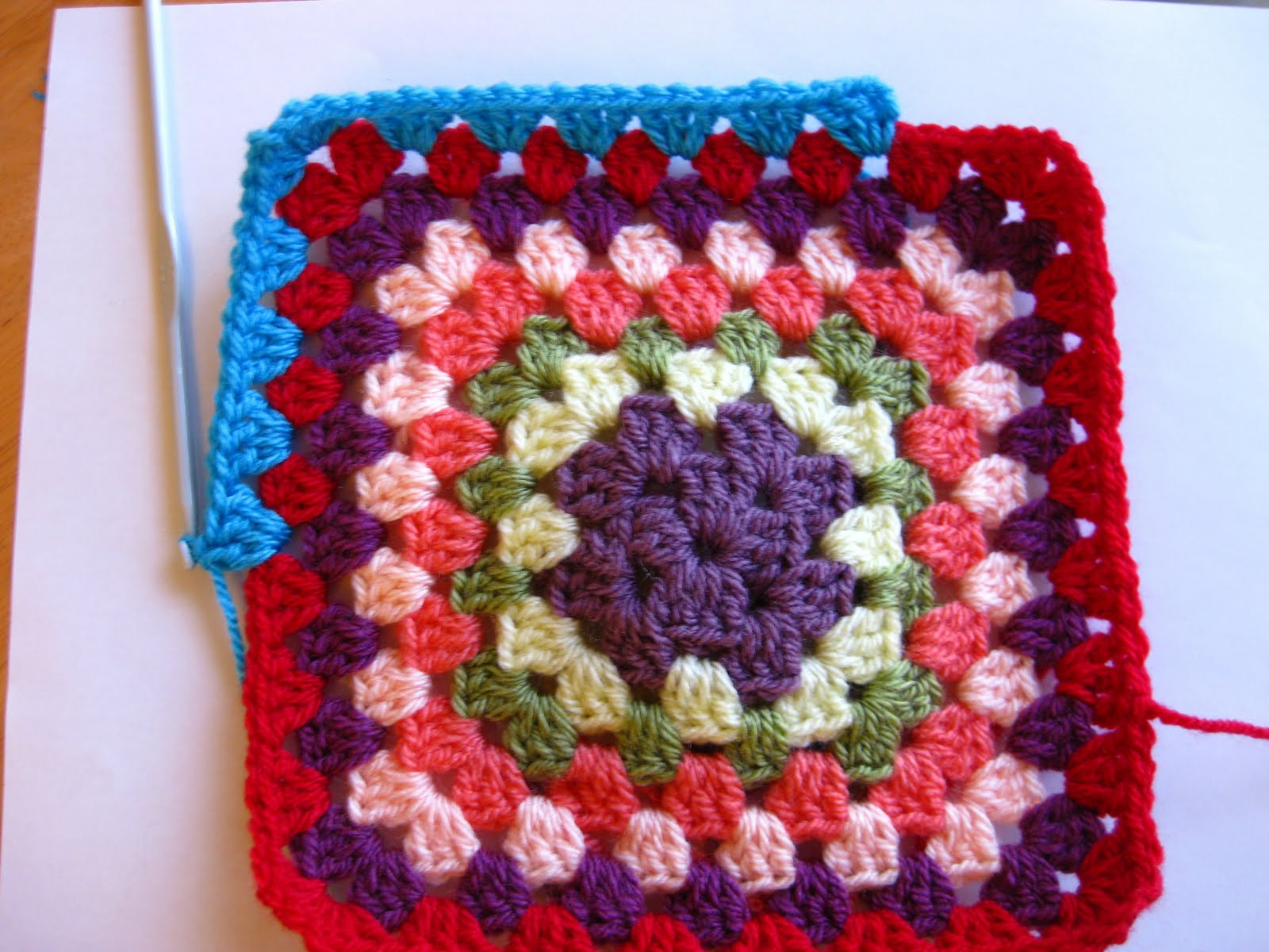 Lovely Bunny Mummy How to Crochet A Granny Square Granny Square for Beginners Of Marvelous 46 Pics Granny Square for Beginners
