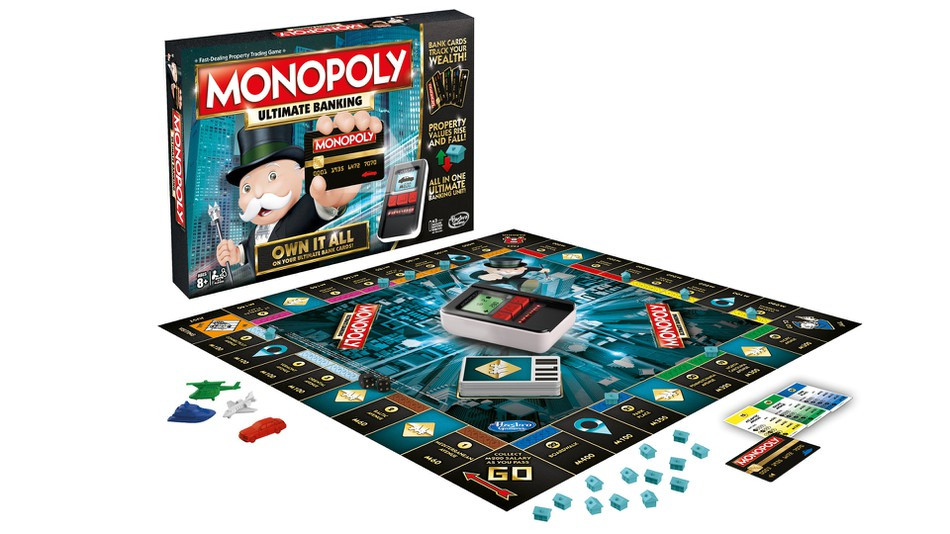 Lovely bye bye Banker New Monopoly Game Goes Cashless with Monopoly Game Versions Of Gorgeous 40 Photos Monopoly Game Versions