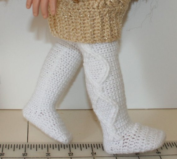Lovely Cable Tights for 18 Dolls Pdf Crochet Pattern Crochet Tights Of Charming 48 Ideas Crochet Tights