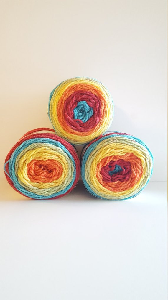 Lovely Caron Cakes Yarn Skein Rainbow Sprinkles From Caron Sprinkle Cakes Of Incredible 47 Ideas Caron Sprinkle Cakes