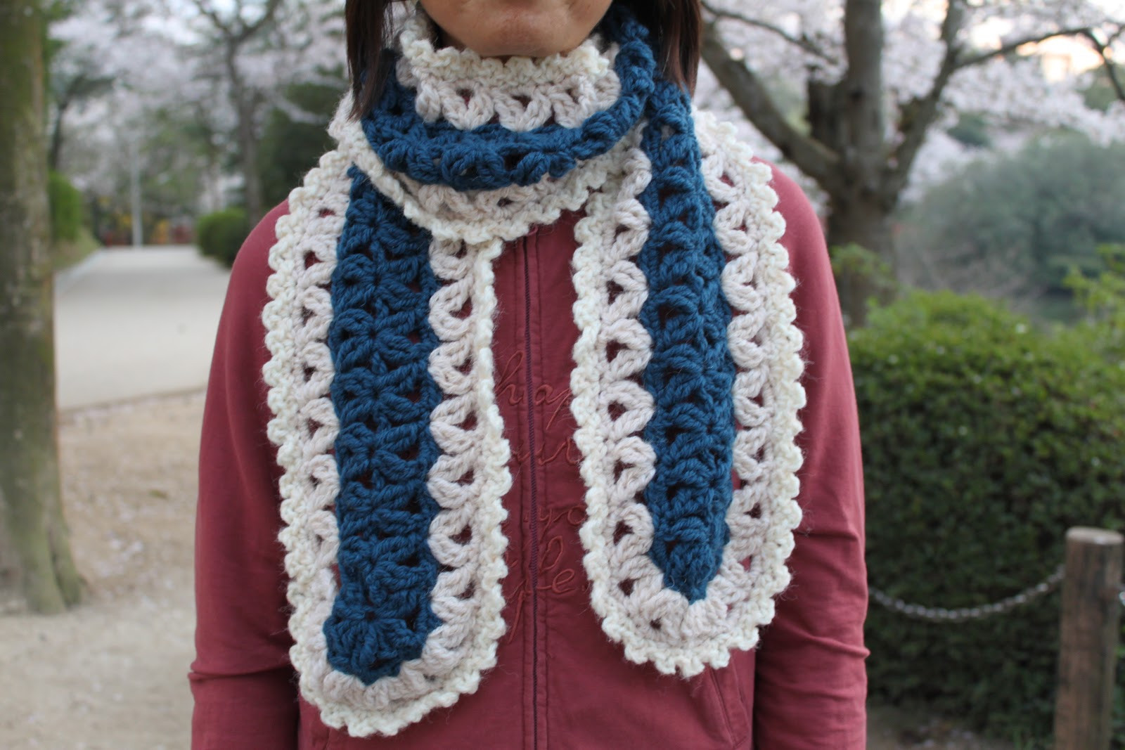 Lovely Casual Crafting Journal Crochet Mile A Minute Scarf Mile A Minute Crochet Of Beautiful 37 Photos Mile A Minute Crochet