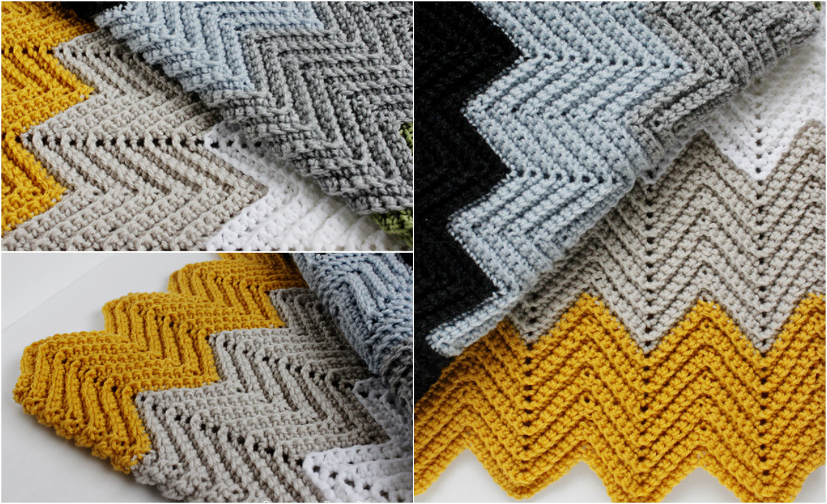 Lovely Chevron Crochet Blanket Free Pattern Free Chevron Crochet Pattern Of Top 49 Models Free Chevron Crochet Pattern