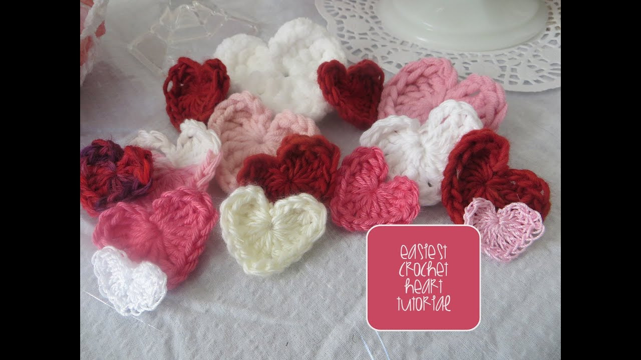 Lovely Chic and Cheap Easiest Crochet Heart Tutorial Crochet Tutorial Youtube Of Amazing 43 Pics Crochet Tutorial Youtube