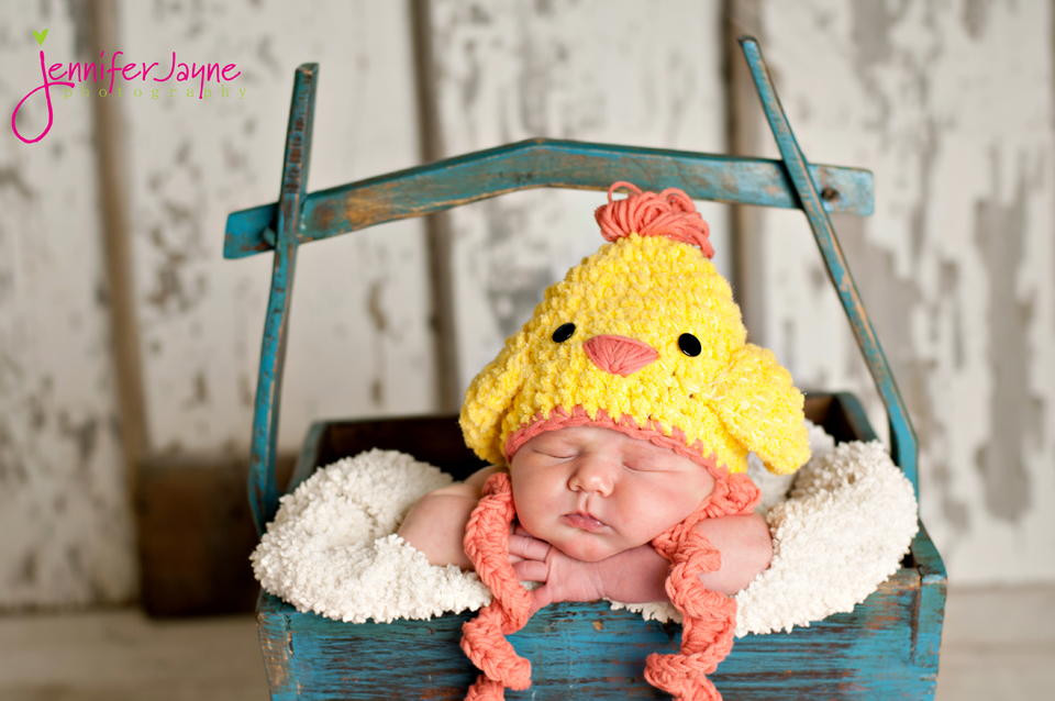 Chicken Hat Crochet Pattern