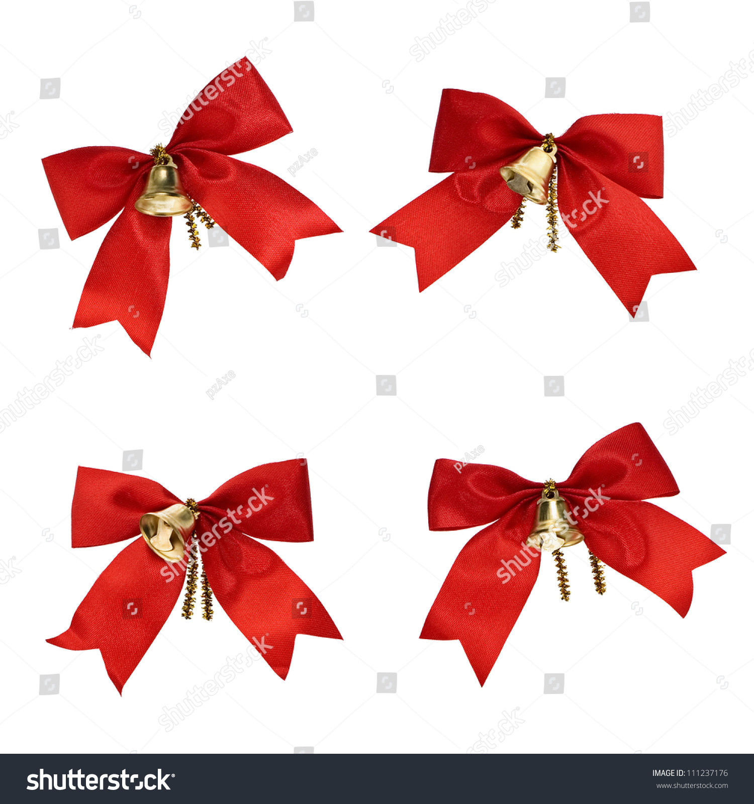 Lovely Christmas Decorations Red Ribbons Bells isolated Stock Red Christmas Decorations Of Fresh 42 Images Red Christmas Decorations
