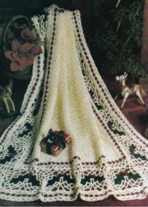 Lovely Christmas Holly Afghan Free Christmas Crochet Afghan Patterns Of Luxury 43 Ideas Free Christmas Crochet Afghan Patterns