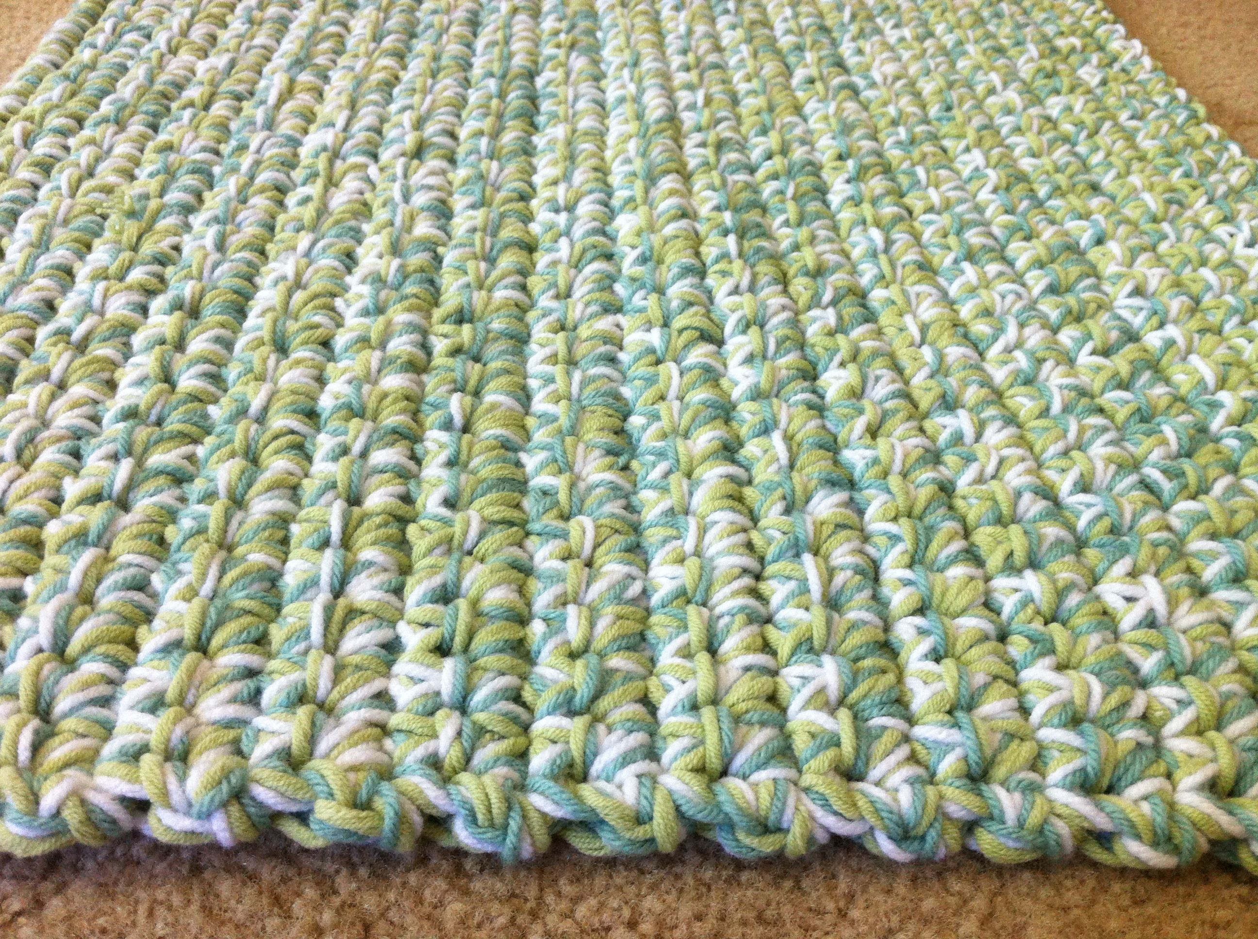 Lovely Chunky Crochet Baby Blanket – Tutorial Chunky Yarn Crochet Blanket Of Perfect 50 Pictures Chunky Yarn Crochet Blanket