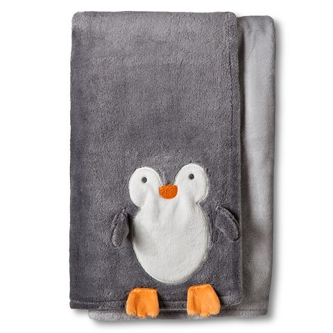 Lovely Circo™ Character Baby Blanket Holiday Penguin Tar Penguin Baby Blanket Of Amazing 48 Ideas Penguin Baby Blanket