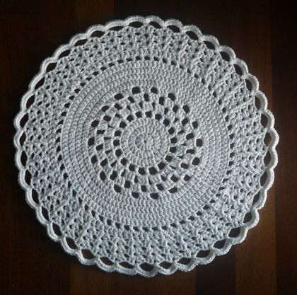 Lovely Circular Lace Pattern Crochet Doily Rug Doily Rug Of Fresh 50 Pics Doily Rug