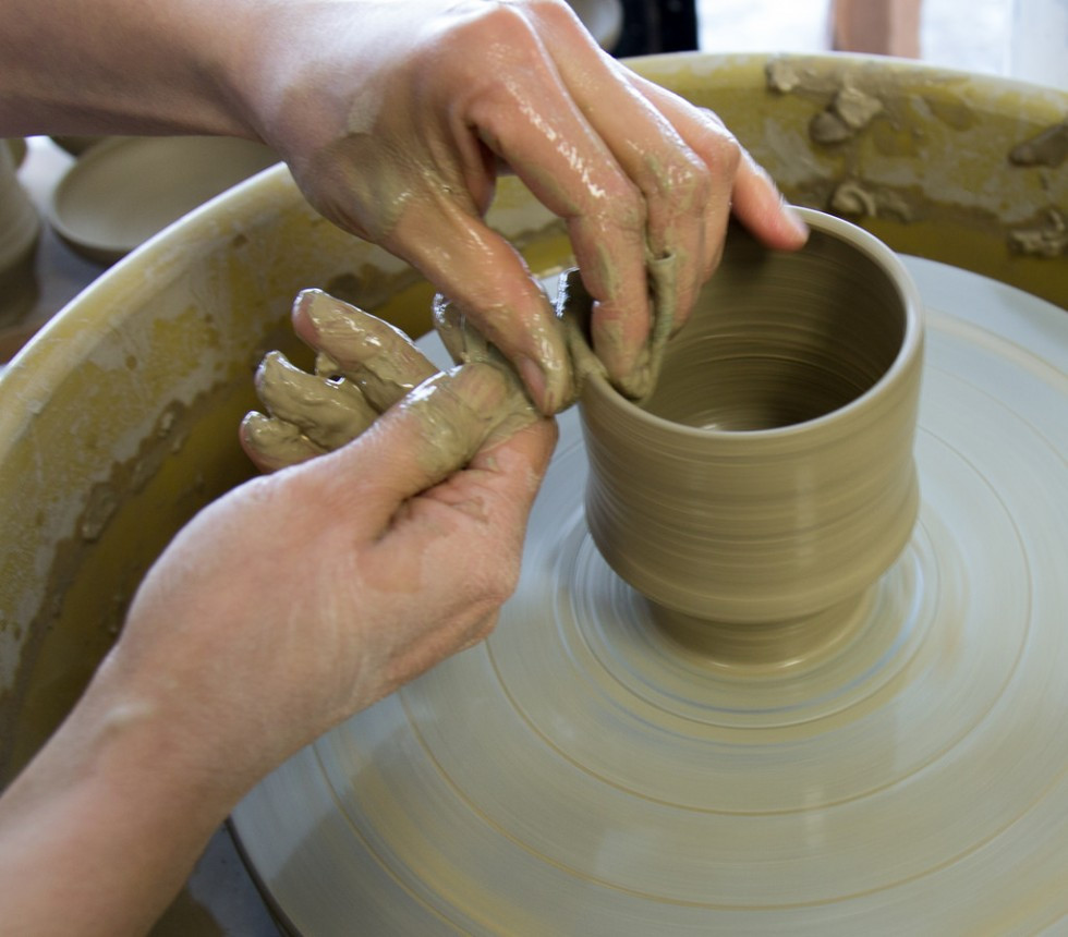 Lovely Clay Workshop Wheel Throwing & African Coiling Clay Pottery Wheel Of Superb 47 Pictures Clay Pottery Wheel