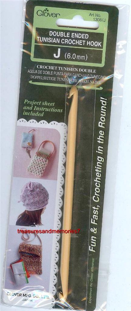 Lovely Clover Takumi Premium Tunisian Crochet Hook Double Ended Double Ended Crochet Hook Of Adorable 48 Pictures Double Ended Crochet Hook