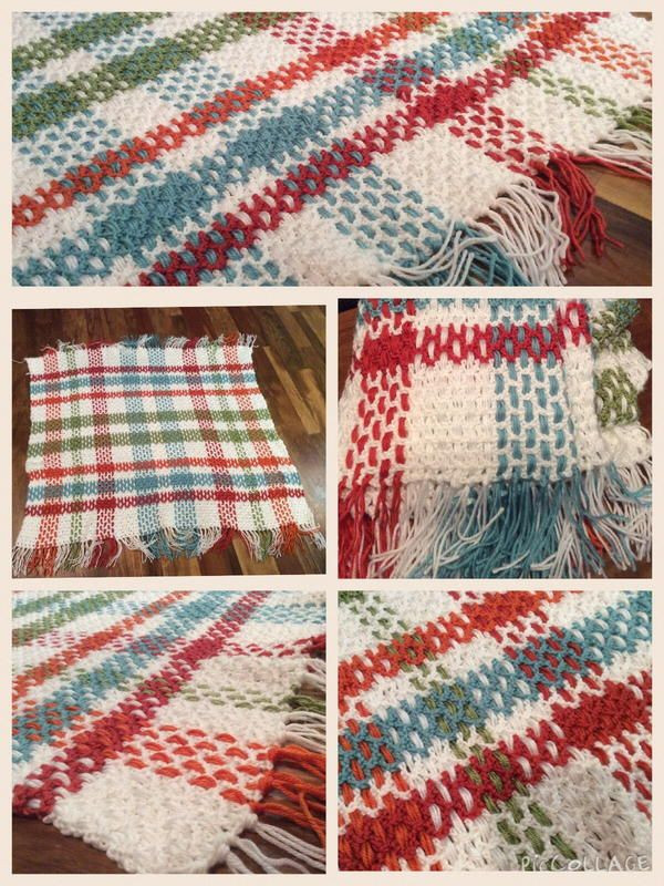 Lovely Contemporary Plaid Crochet Afghan Pattern Modern Crochet Patterns Free Of Gorgeous 47 Models Modern Crochet Patterns Free