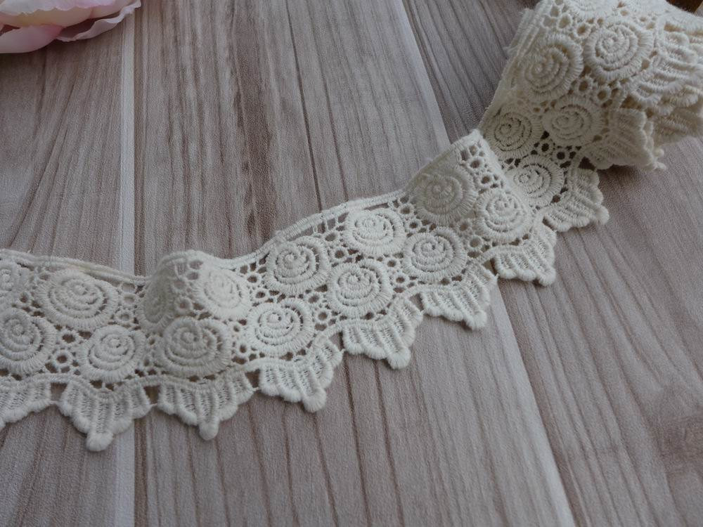 Lovely Cream Beige Cotton Lace Trim Antique Crochet Lace Fabric Crochet Lace Fabric Of Attractive 45 Images Crochet Lace Fabric