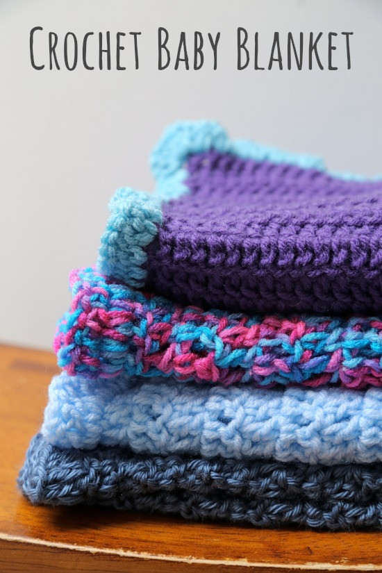 Lovely Crochet A Day Double Crochet Baby Blanket Double Stitch Crochet Blanket Of Awesome 49 Models Double Stitch Crochet Blanket