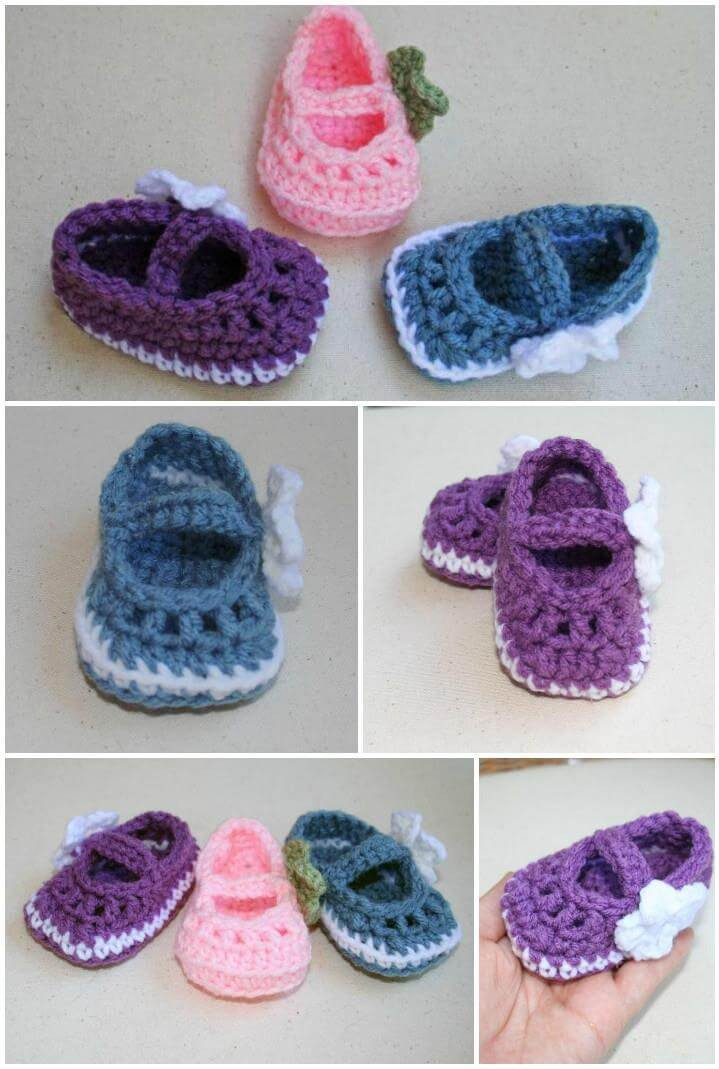 Lovely Crochet Baby Booties top 40 Free Crochet Patterns Diy Crochet Baby socks Of New Berry Baby Booties Knitting Pattern Easy Crochet Baby socks