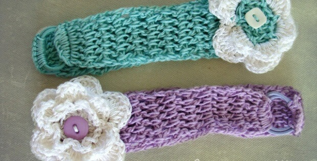 Lovely Crochet Baby Elastic Headbands Free Patterns Dancox for Stretchy Crochet Baby Headband Pattern Of Top 48 Images Stretchy Crochet Baby Headband Pattern